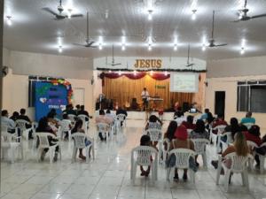 아마존 동산교회 2021년 부활절 예배