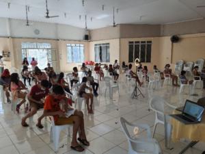 아마존 동산교회 주교교사모임