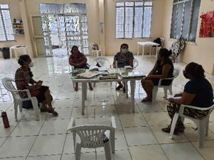 아마존 동산교회 부활절 주일학교 예배