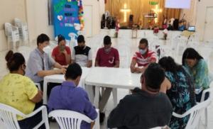 아마존 동산교회 리더모임